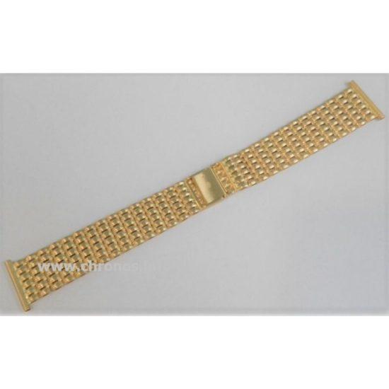 Złota bransoleta 2